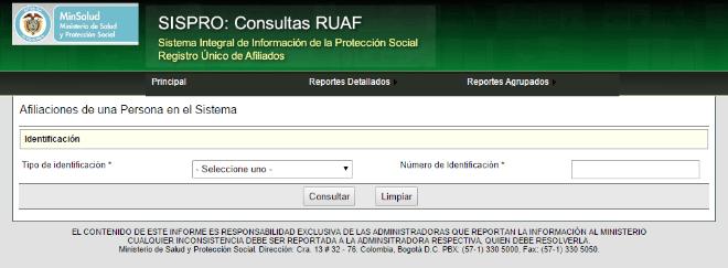 🤔 Guía para búsqueda de datos en RUAF 4